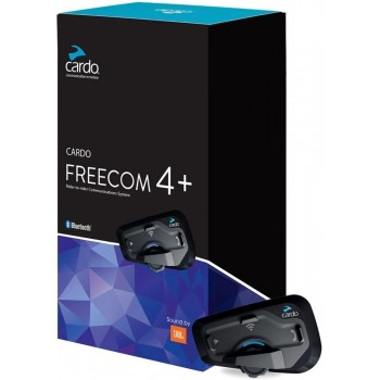FREECOM 4+ DUO SCALA RIDER - CARDO