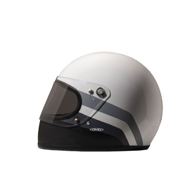 CASQUE INTEGRAL ROCKET GRAYSCALE - DMD