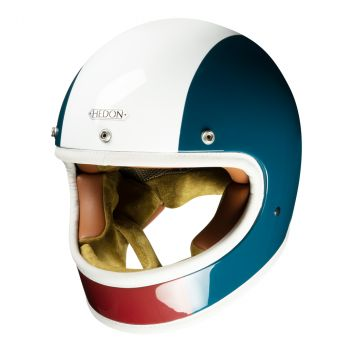 Casque Intégral Heroine Classic 60's - HEDON