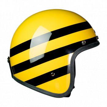 Casque Jet Hedonist Bumblebee - HEDON