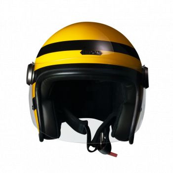 Casque Jet Epicurist Bumble Bee - HEDON