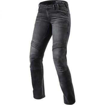 Moto pantalones vaqueros de las señoras - REV'IT