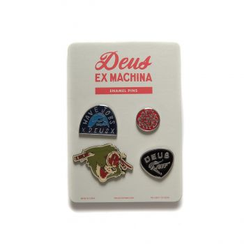MIXED PIN PACK - DEUX EX MACHINA