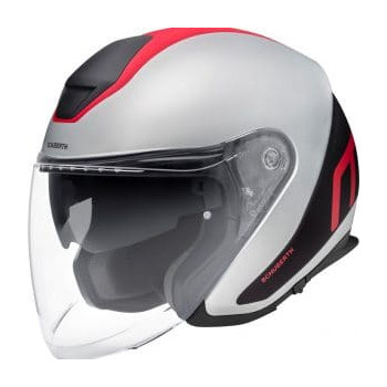 CASQUE M1 PRO Triple Red-SCHUBERTH