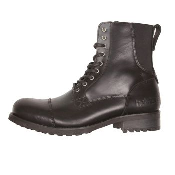 Chaussures STEVE Cuir Aniline + Stretch-HELSTONS