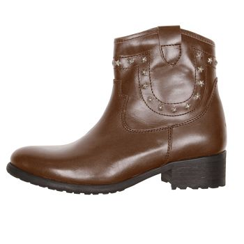 Chaussures TEXAS Cuir Aniline-HELSTONS