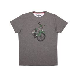 T-Shirt CUBE - CHEVIGNON x HELSTONS