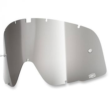 Screen mask 100% Barstow - Silver mirror
