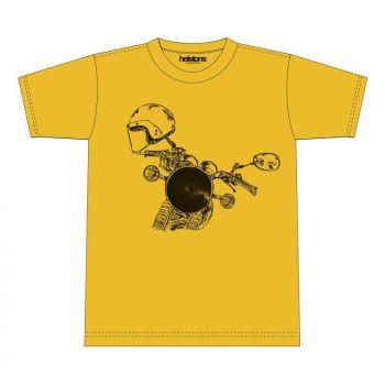 T-Shirt HEADLIGHT-CHEVIGNON x HELSTONS