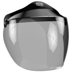 Ecran long relevable pour casque Jet ST520 - FELIX