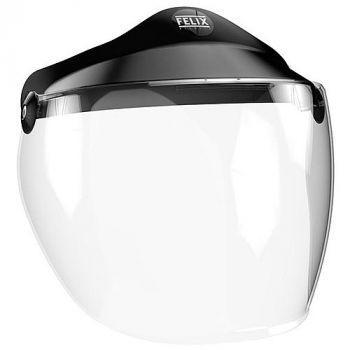 Long Screen for helmet OPEN FACE ST520 - Incolore- FELIX