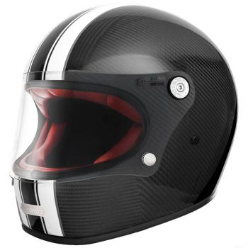 HELMET HELMETS TROPHY FIRST CARBON T0 ""