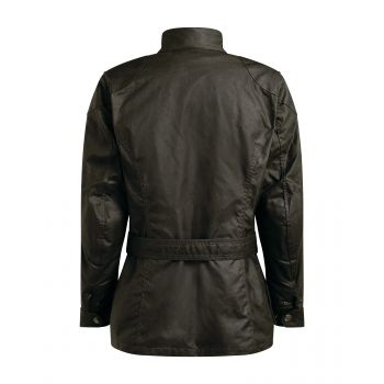 VESTE TRIALMASTER PRO WAX10OZ BLACK-BELSTAFF