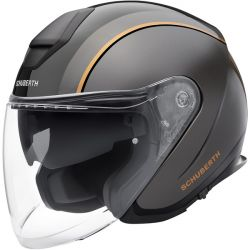 CASQUE M1 PRO ECE Outline Black-SCHUBERTH