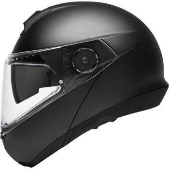 CASQUE C4 PRO WOMEN ECE Matt Black-SCHUBERTH