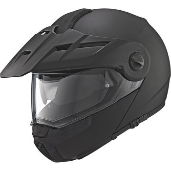 CASQUE E1 ECE Matt Black-SCHUBERTH
