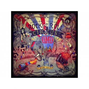 BANDANA JUGGLER (nouvelle Circus)-DMD