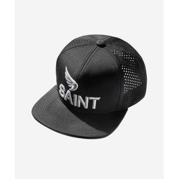 3D LOGO MESH CAP SNAPBACK-SA1NT