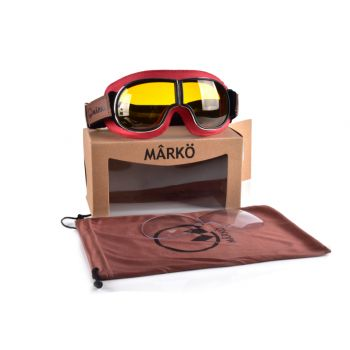 GOGGLE MASK REPLICA B3 - Marko (Brown)