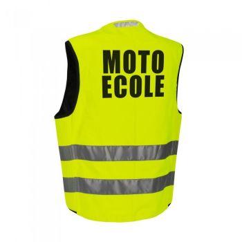 C-PROTECT AIR HAUTE VISIBILITÉ MOTO ECOLE FLUO-BERING