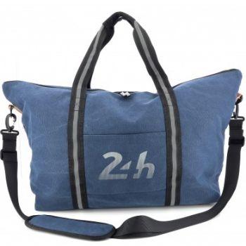 24H Le Mans LEGENDE - Sac de voyage bleu