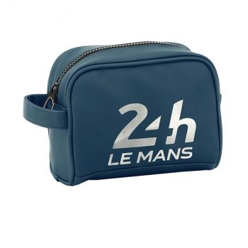 24H PERFORMANCE Trousse de toilette bleue