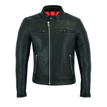 Arsenal -Blouson by Original Driver (Black)