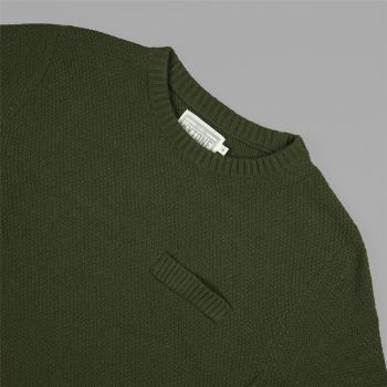 PULL OFFICE GREEN-KYTONE