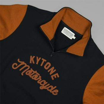 SWEAT NEW RACER TERRACOTA-KYTONE