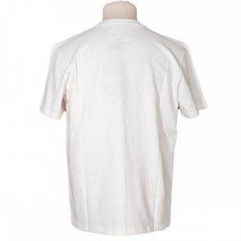 TEE-SHIRT DESS 3 WHITE-KYTONE