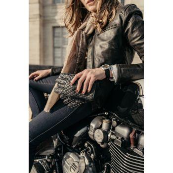 Handschuhe ORIGINAL DRIVER - THE BLACK gesteppt ‰