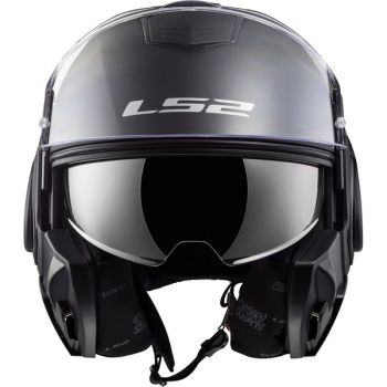 CASQUE MODULABLE VALIANT FF399-LS2