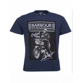 T-SHIRT INTERNATION RINGA TEE-BARBOUR