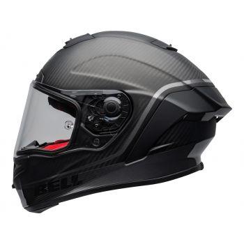 Casque BELL Race Star Flex DLX Velocity Matte/Gloss Black