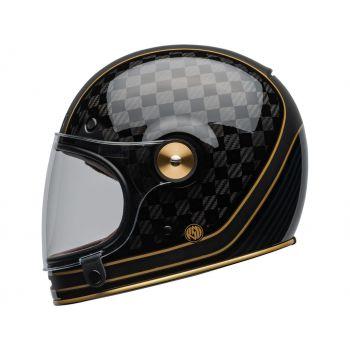Casque BELL Bullitt Carbon RSD Check-It Matte/Gloss Black