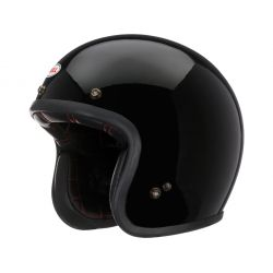 Helm Bell Custom 500 DLX Solid Black