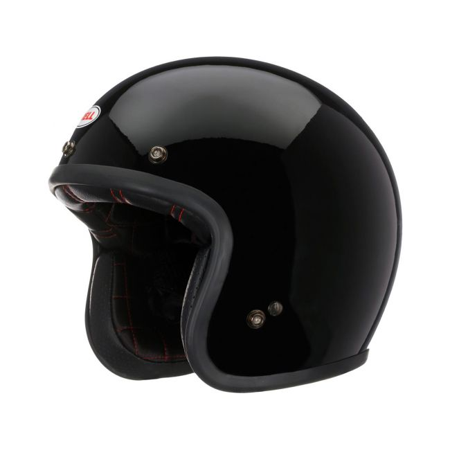Casco BELL 500 DLX Solid Black