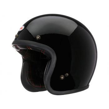 Capacete BELL Custom 500 DLX Solid Black