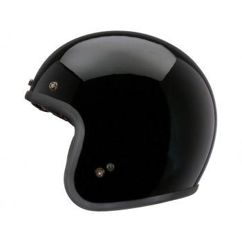 Casco BELL Custom 500 DLX Solid Black