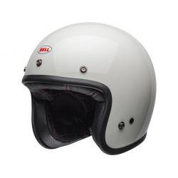 CASQUE CUSTOM 500 DLX WHITE - BELL