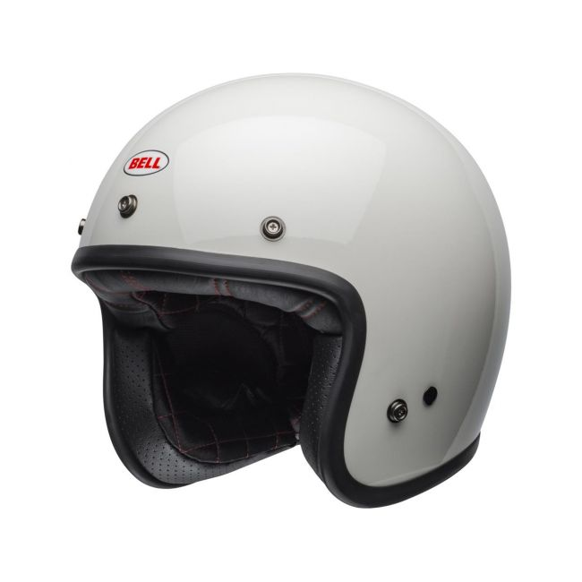 Capacete BELL 500 DLX Solid White