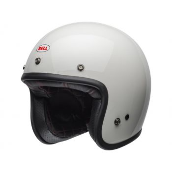 Helm BELL Custom 500 DLX White