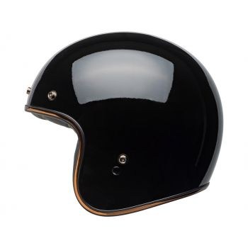 CASQUE CUSTOM 500 DLX RALLY BLACK/BRONZE - BELL