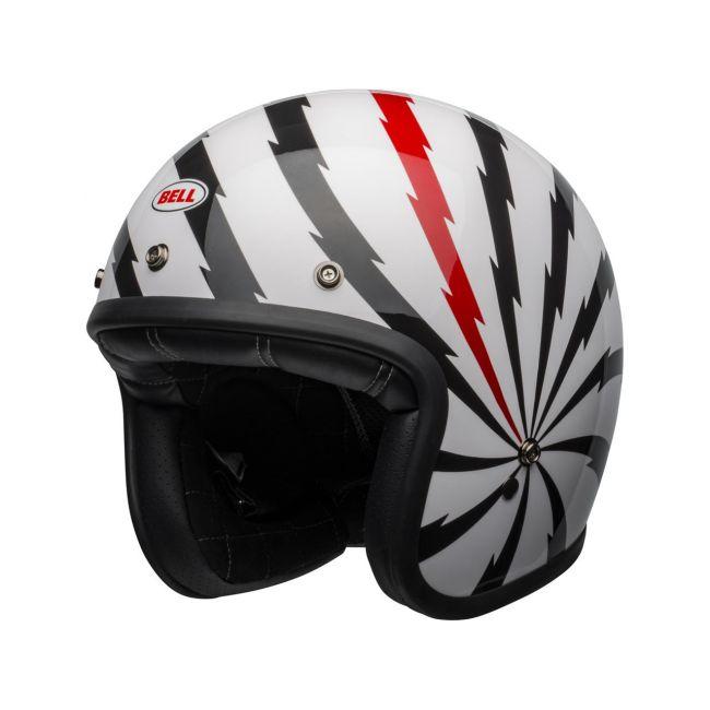Helm BELL Custom 500 DLX Thunderclap