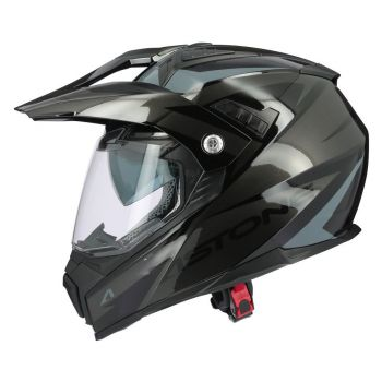 CASQUE CROSSMAX GRAPHIC OURAGAN-ASTONE