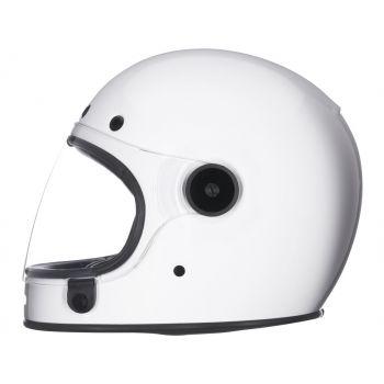 Bell Bullitt Solid White