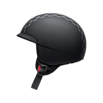 CASQUE BELL SCOUT AIR MATTE BLACK/WHITE