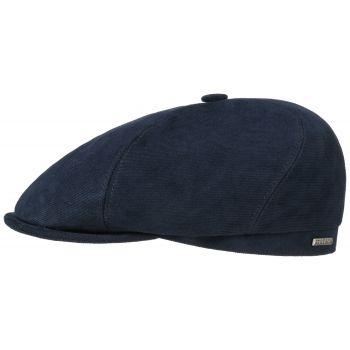CAP-6 PANEL CAP SOFT COTTON-STETSON
