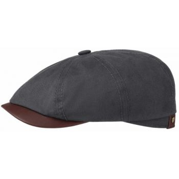 CASQUETTE HATTERAS WAXED COTTON-STETSON
