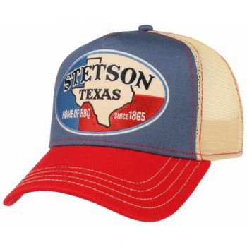 CASQUETTE TRUCKER CAP TEXAS-STETSON